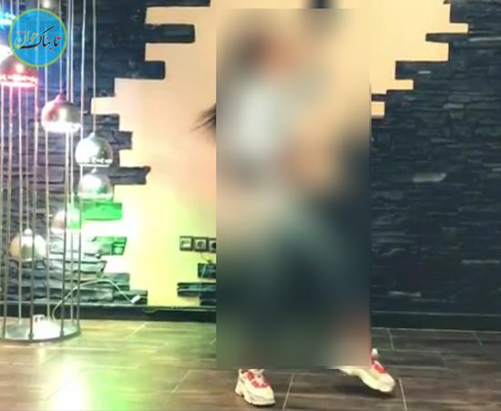 اسناد لو رفته از تشویق دختران به رقص