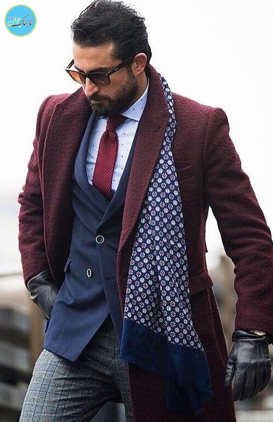 پنج روش ست کردن لباس آقایان در مهمانی