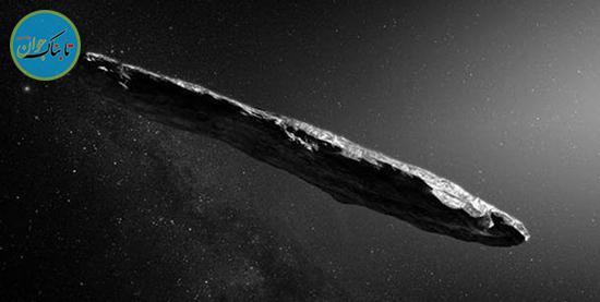 کشف فضاپیمایی عجیب در منظومه شمسی