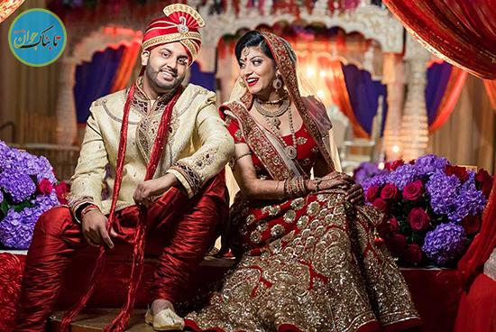 عجیب ترین رسوم ملل برای مراسم ازدواج