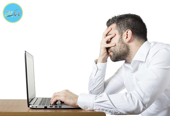 اینفوگرافی: ۵ راه حل ساده برای کاهش استرس