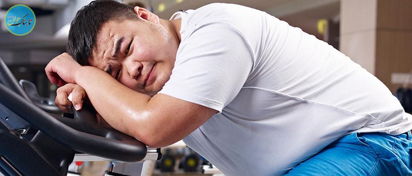 رمز عبور از افسردگی در چاق ها