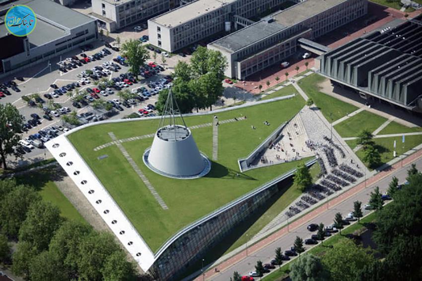 دلفت؛ بزرگترین دانشگاه صنعتی هلند