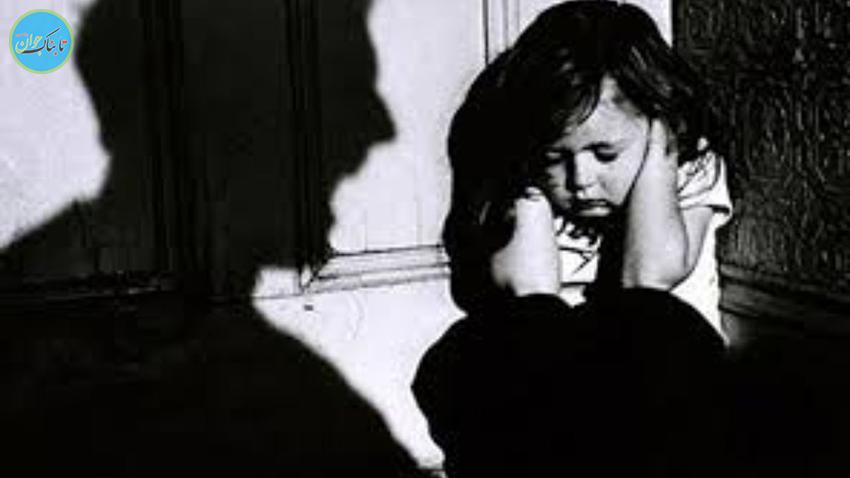 تنبیه عجیب کودک با دریل