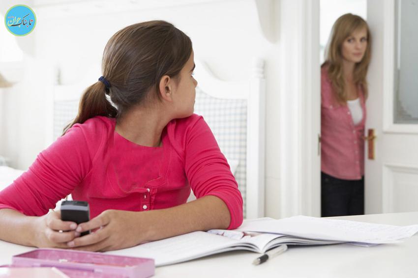 اگر به فرزندتان موبایل و کامپیوتر دادهاید حتما بخوانید!