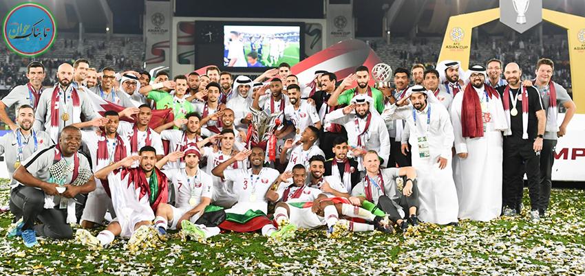 جوایز باورنکردنی تیم ملی قطر!