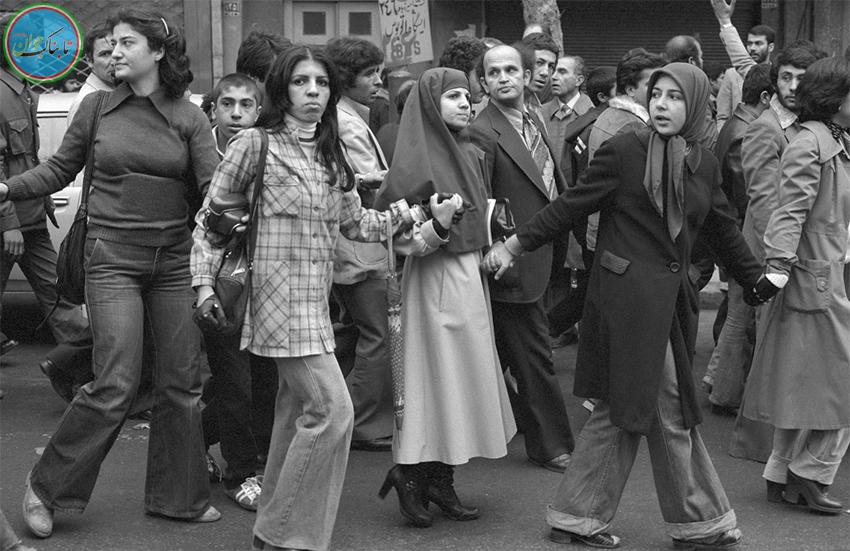 ایران ۴۰ سال پیش همین روزها
