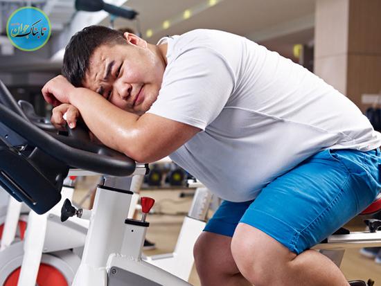 آیا ورزش واقعا باعث کاهش وزن میشود؟