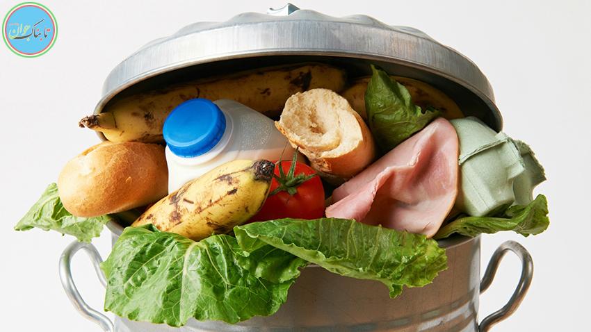 در اروپا با پسماند غذا چه میکنند؟