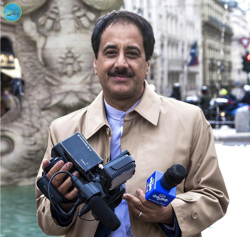 حمید معصومی نژاد قربانی خبرنگار آزاری شد+ فیلم