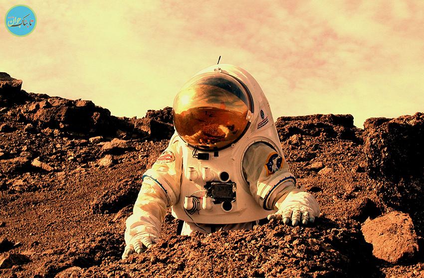 سفر بدون بازگشت ۳ ایرانی به مریخ!!!