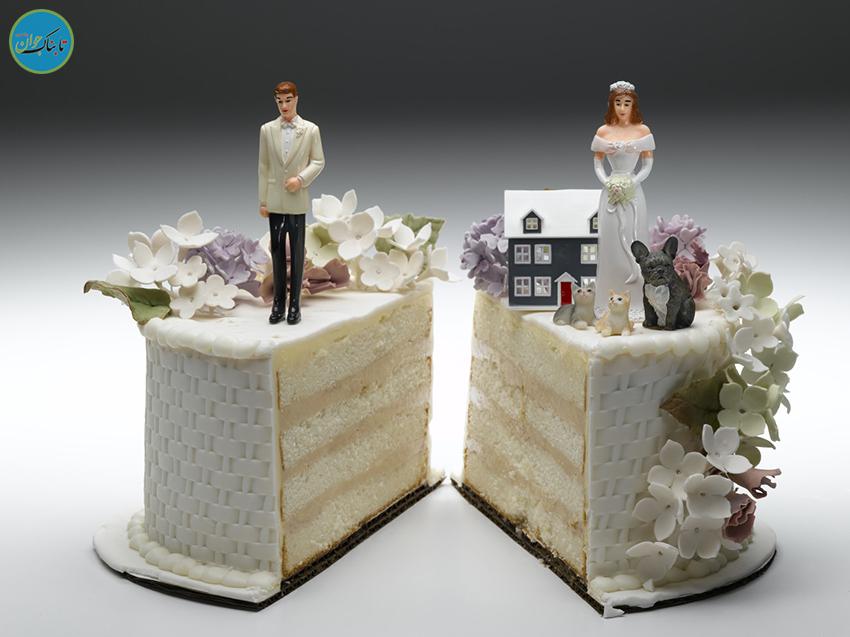 آیا طلاق جشن دارد؟