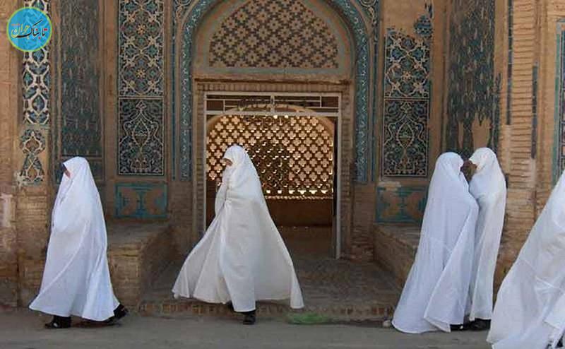 شهر زنان سفیدپوش در ایران