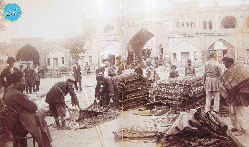ایران صد سال پیش چه کالاهایی صادر میکرده؟