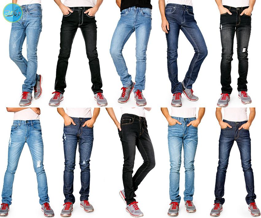 با بیماریهای لباس جین آشنا شوید