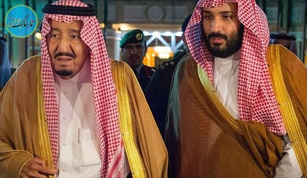 بسته خبری: پادشاه سعودی آلزایمر گرفت!