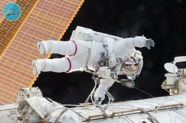 بسته خبری: اولین راهپیمایی زنان در فضا!