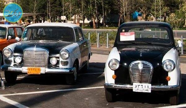 بسته خبری: زنی که اولین تاکسی دار ایران بود!