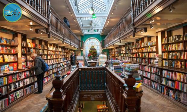 ناپدید شدن کتابفروشیهای نیویورک
