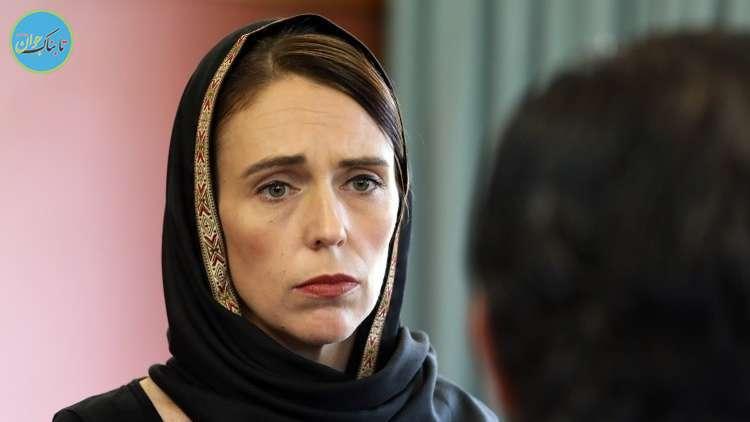 بسته خبری: نخست وزیر نیوزلند حجاب گرفت!