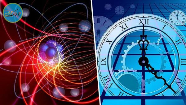 زمان در یک رایانه کوانتومی به عقب برگشت!