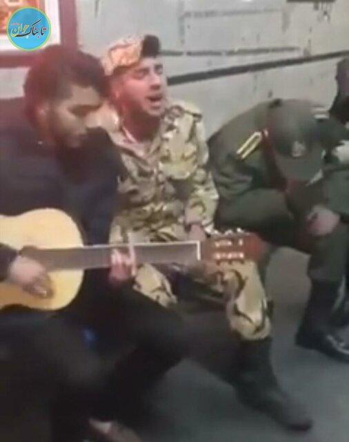 بسته خبری: جنجال جدید آواز خوانی سربازان!