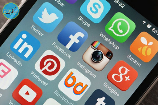 آمار حضور جوانان ایرانی در شبکههای اجتماعی