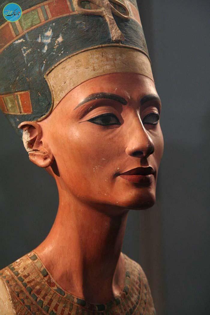 راز زیبایی ملکه مصر کشف شد