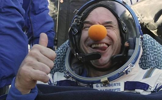 فضانوردان شوخ طبع عامل موفقیت در سفر به مریخ!