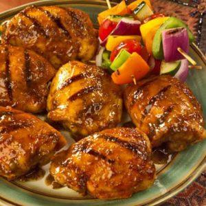 خوراک مرغ مکزیکی و جادوگر دهکده