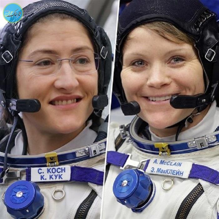 بسته خبری: لغو راهپیمایی زنانه در فضا به خاطر لباس!