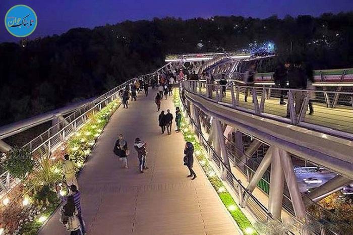 بسته خبری: سورپرایز جالب مردم در پل طبیعت!