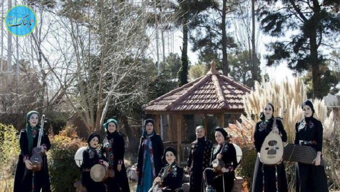 بسته خبری : اجرای سه خواننده زن برای اولین بار در  تالار وحدت