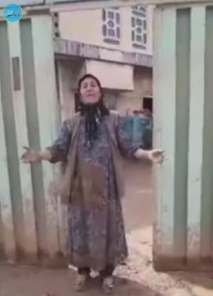 بسته خبری: خانم سیل زده ای که می خواهد پیاده به تهران برود!