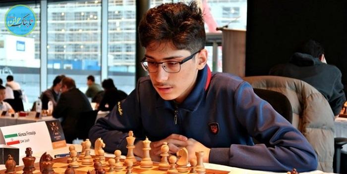 بسته خبری : نابغه شطرنج ایران حاضر به رویارویی با رژیم صهیونیستی نشد