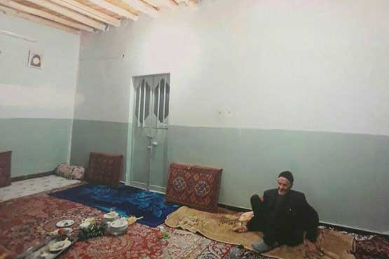 خانه پدری شهیدسلیمانی