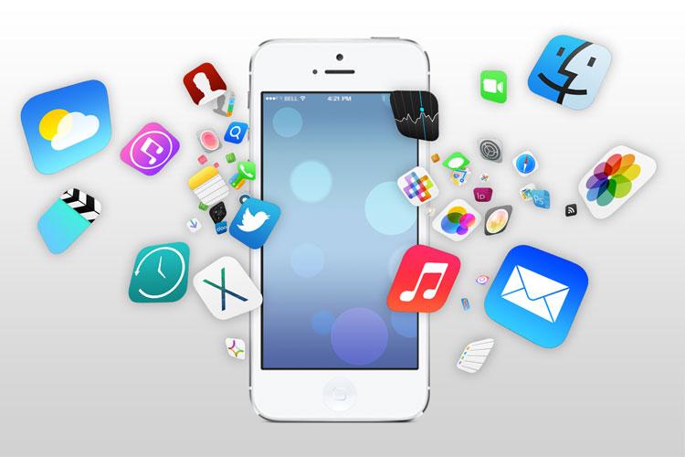 اپلیکیشن های موبایلی