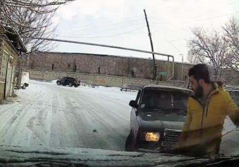 فرار از تصادف