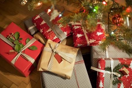 هدیه های کریسمسی