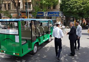 خودروهای بی باک در ایران