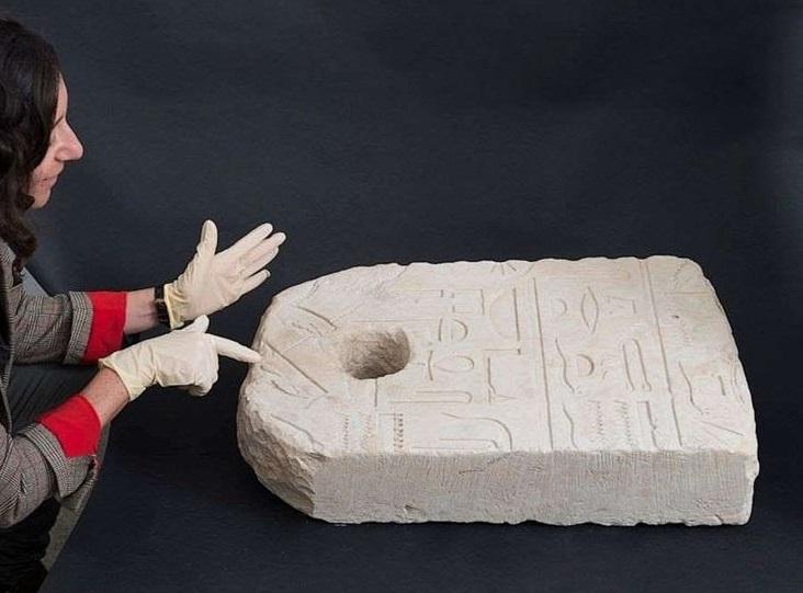 کشف لنگر باستانی