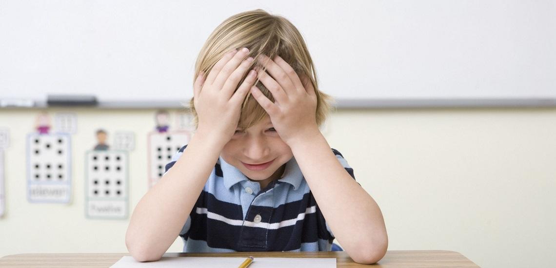 استرس کودکان