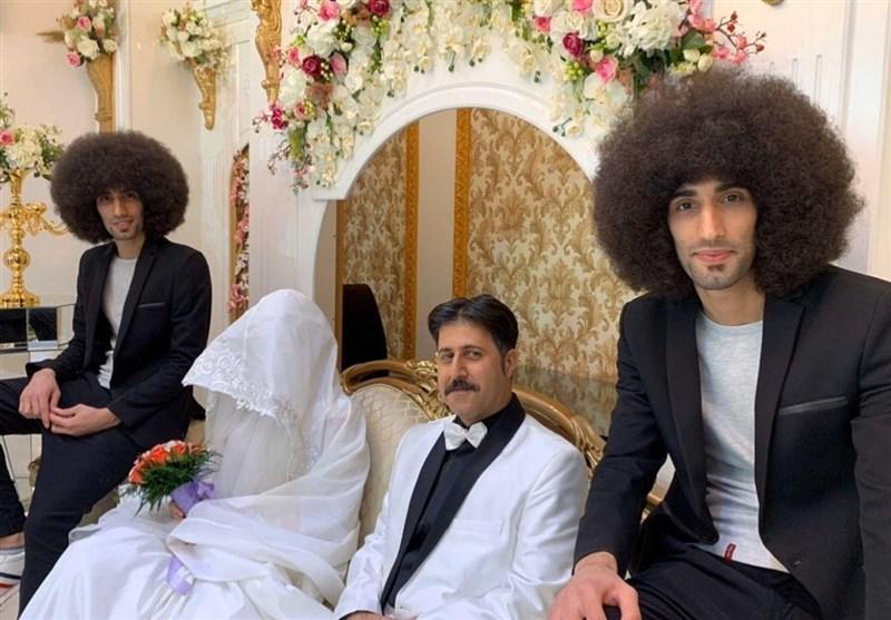 عروسی رحمت در پایتخت 6