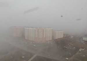 طوفان برفی
