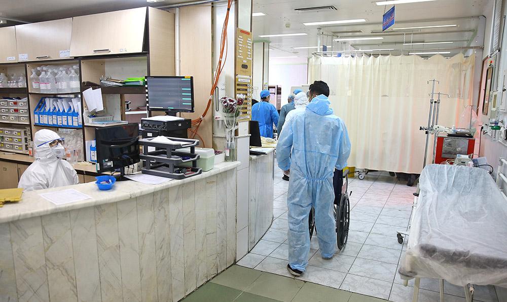 بیمارستان کامکار