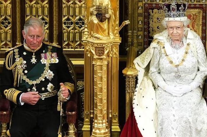 شاهزاده ولز و ملکه