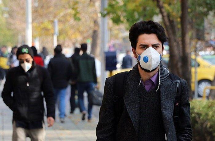 ماسک زدن برای جلوگیری از کرونا ویروس