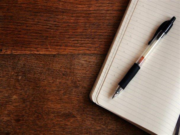 قلم و یادداشت