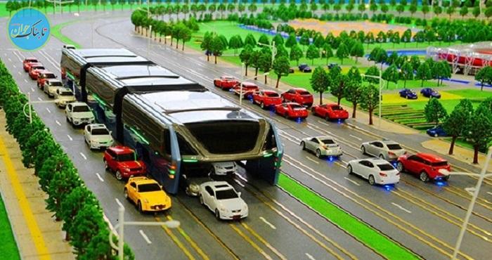بسته خبری: اتوبوس هوایی در تهران!