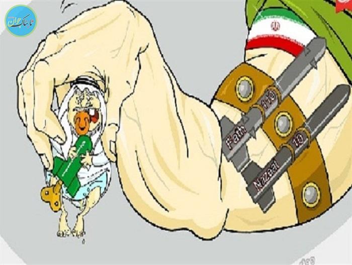 بسته خبری: ایران در چند دقیقه عربستان را نابود خواهد کرد!؟